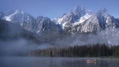 Idaho scenic travel documenary, Stanley Lake, travel show, scenic Idaho