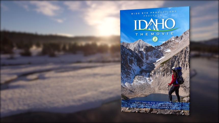 ITM2 DVD over background